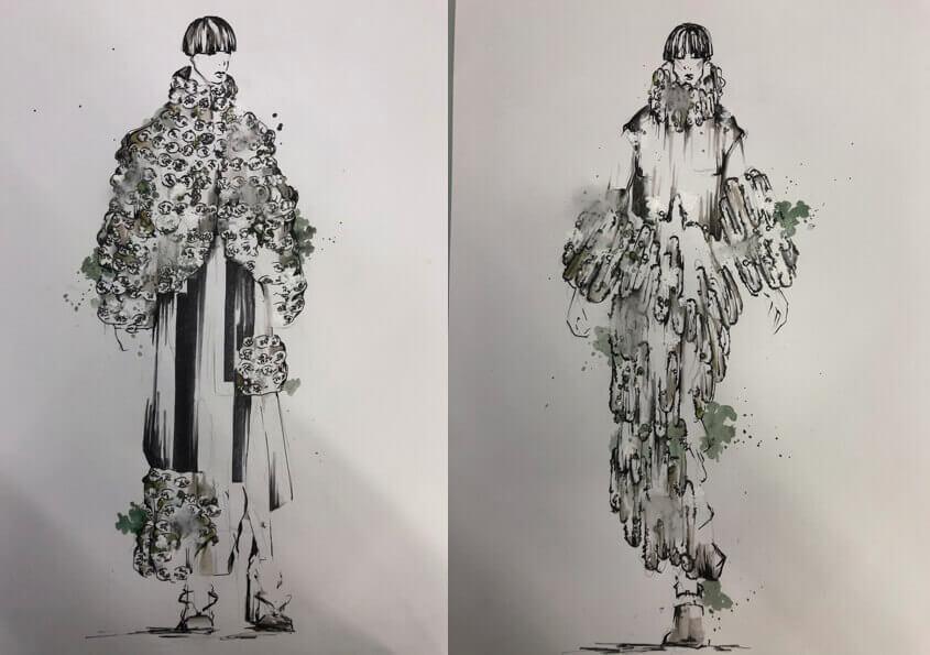 métiers de la mode et du design
