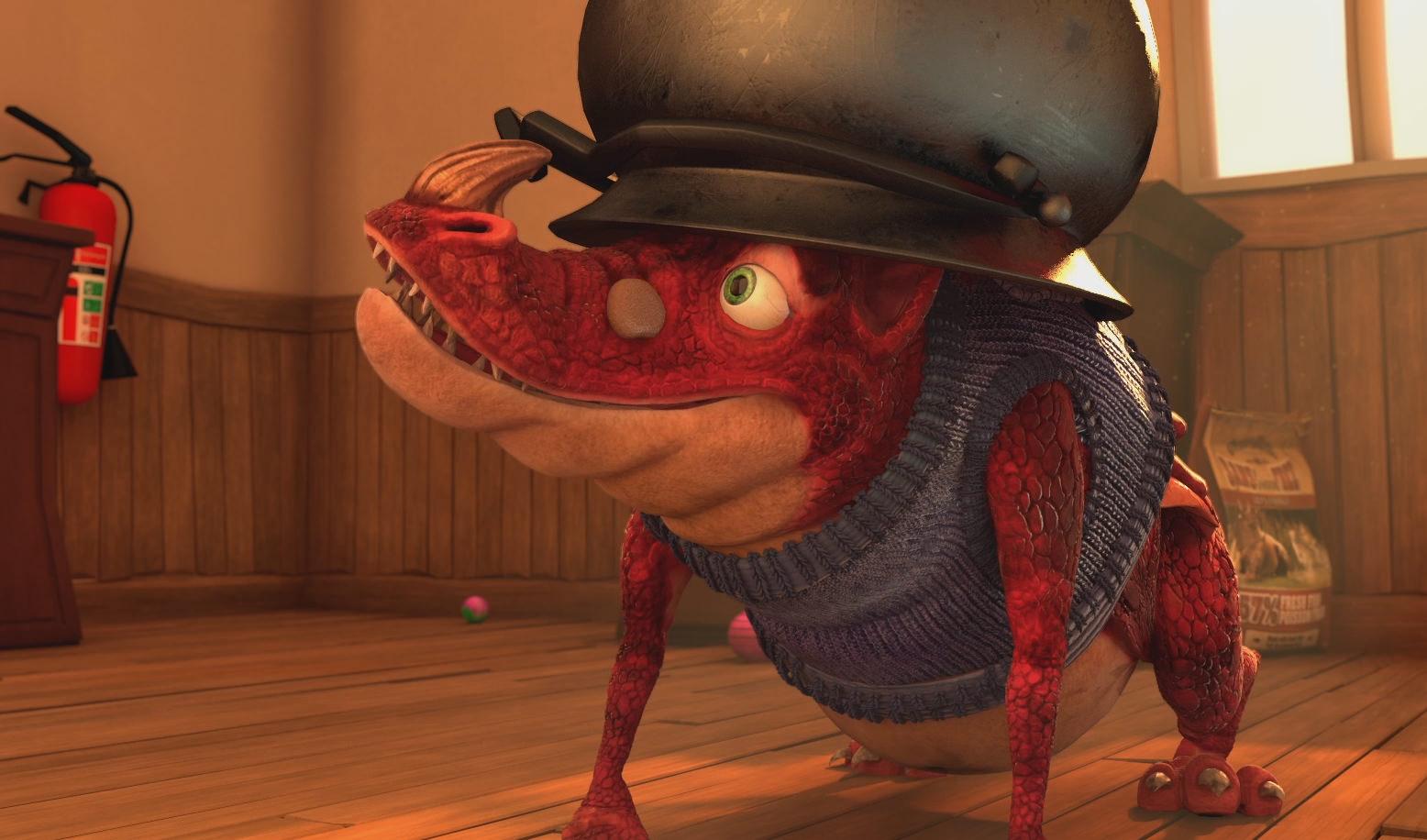 Georges - Film d'animation 2016 Bellecour Ecole