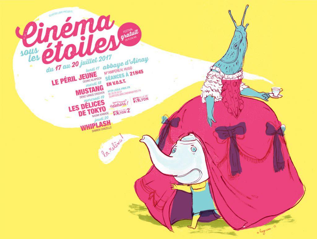 Cinéma Sous Les Etoiles