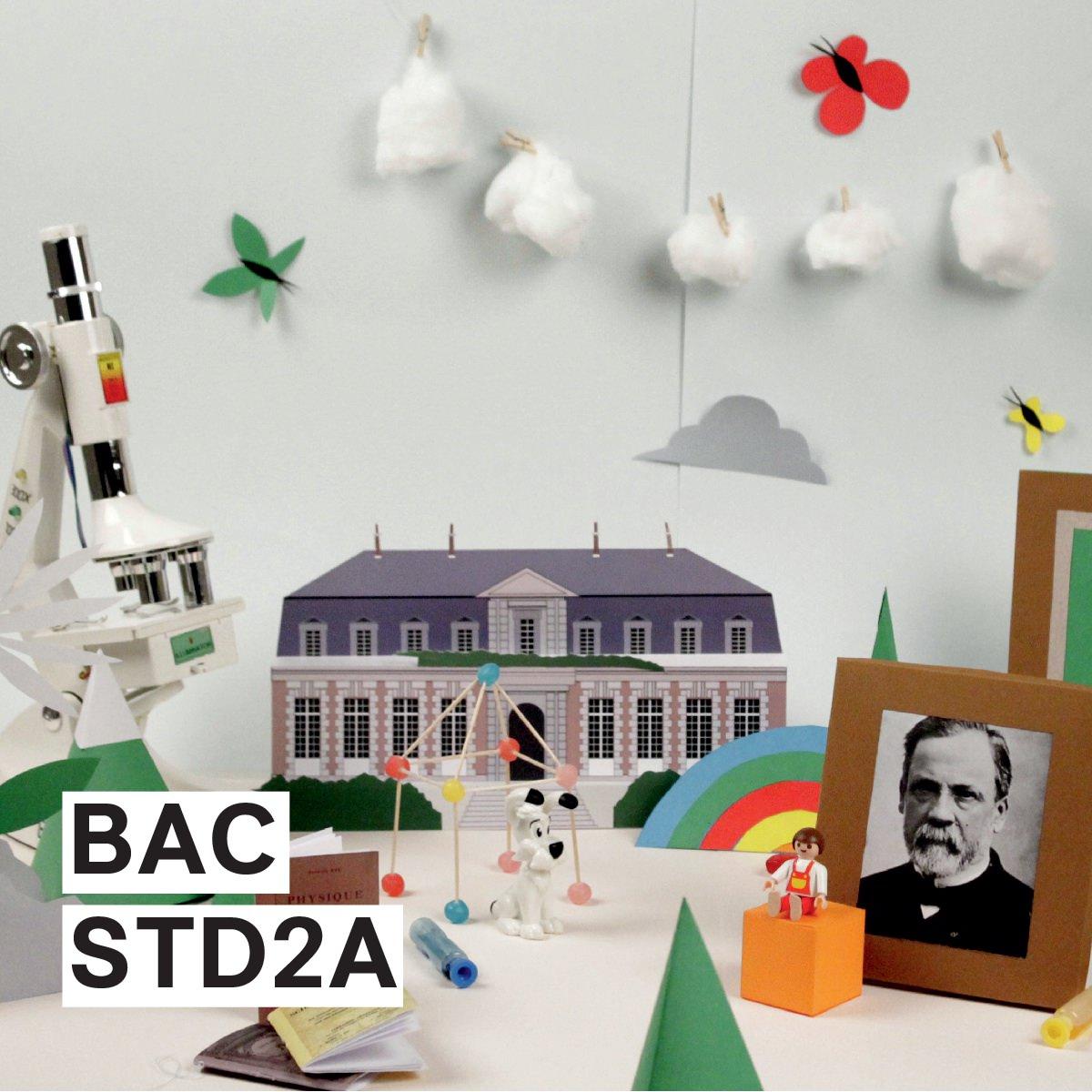 Bellecour Ecole - Bac STD2A
