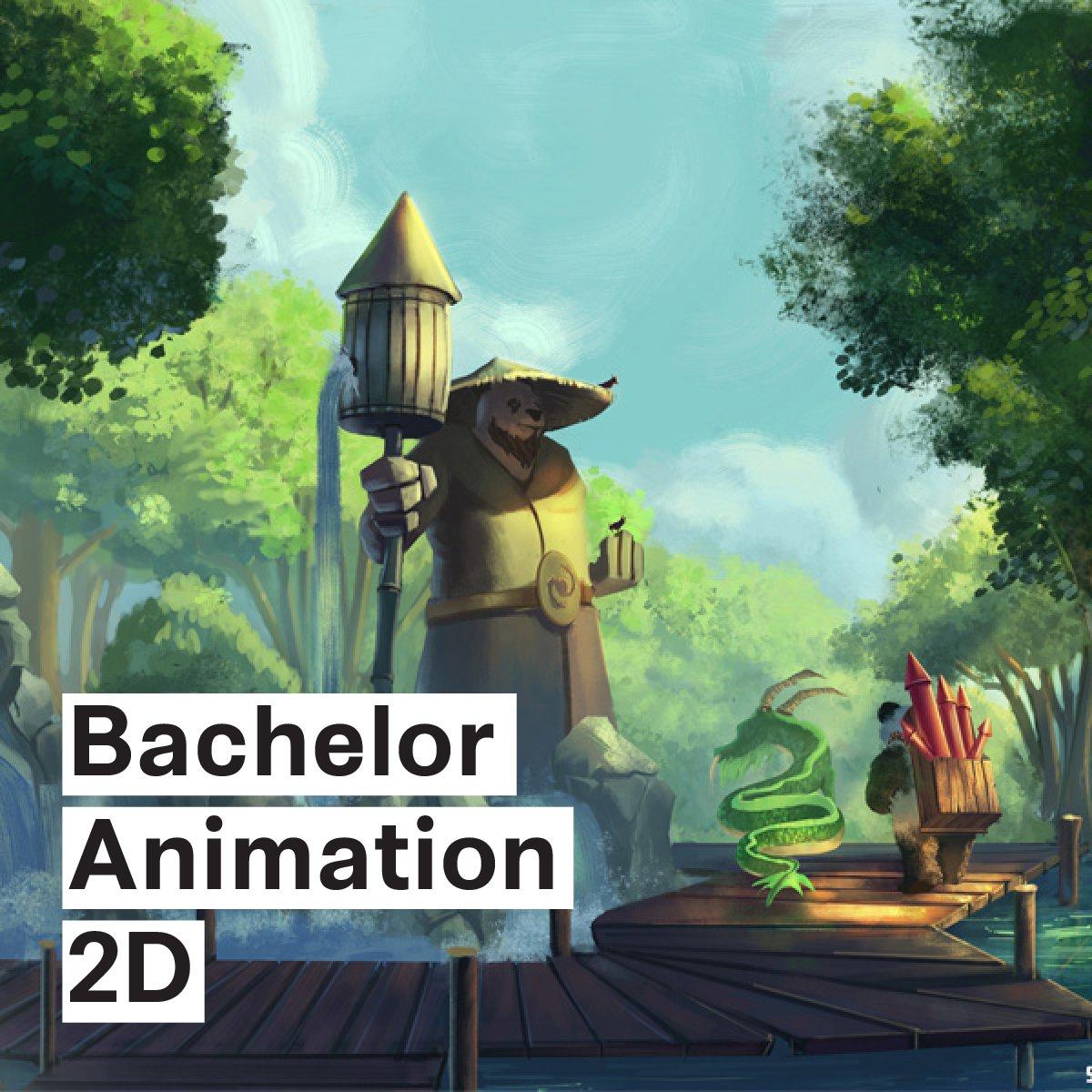 Bellecour Ecole - Animation 2D