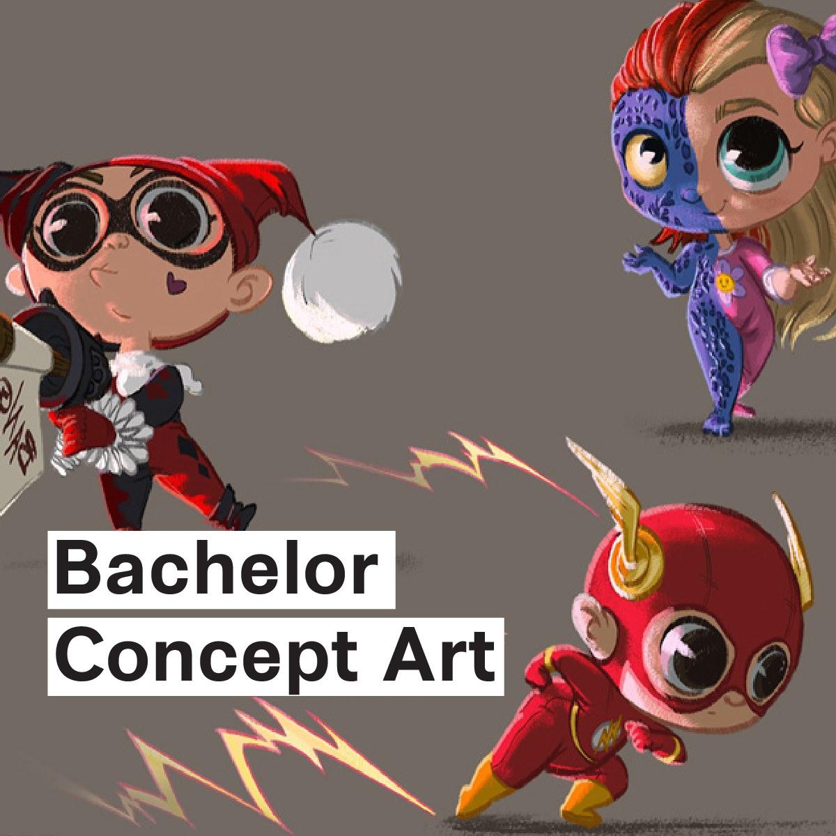 Bellecour Ecole - Concept Art