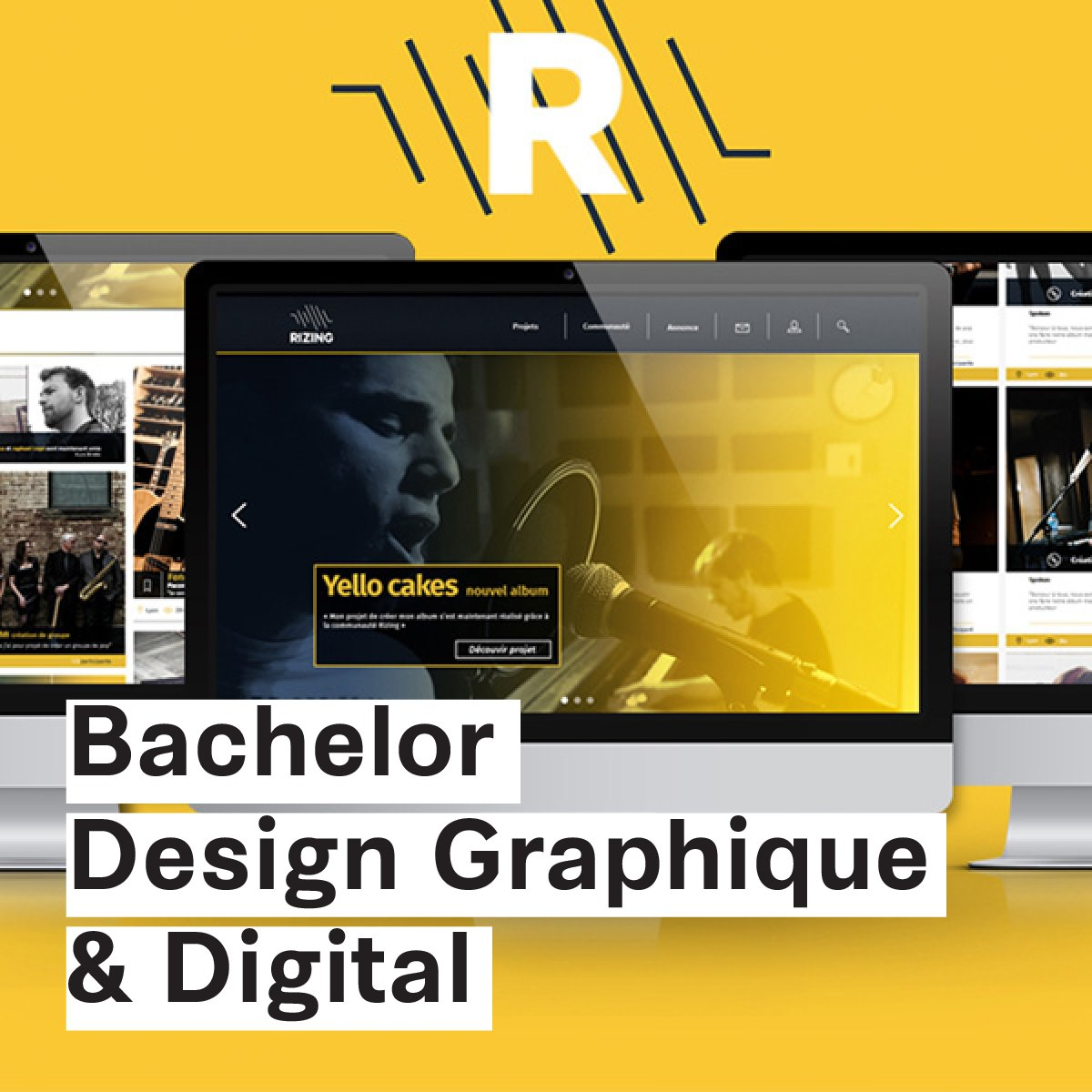 Bellecour Ecole - Design Graphique & Digital