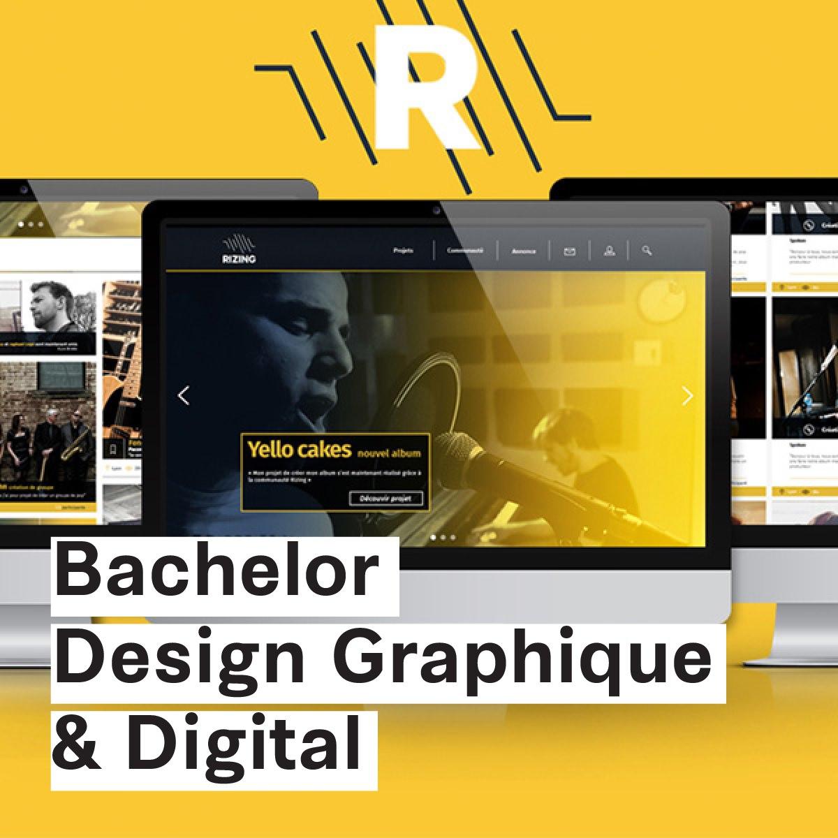 Bellecour Ecole - Design Graphique & Digital