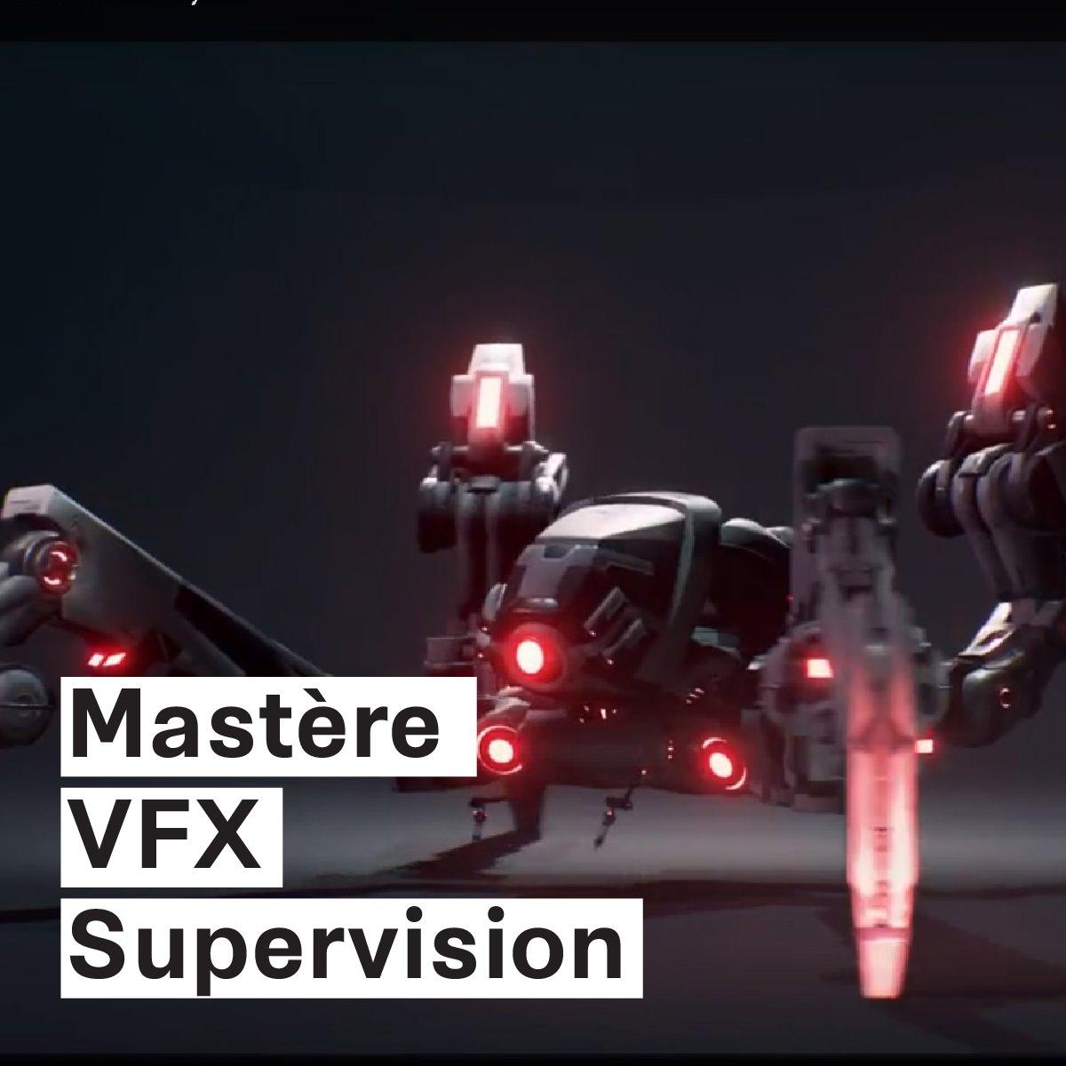 Bellecour Ecole - Mastère VFX