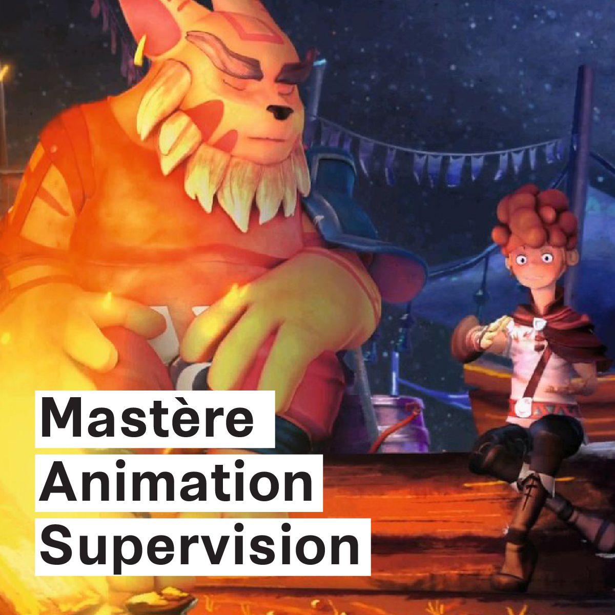 Bellecour Ecole - Mastere Animation
