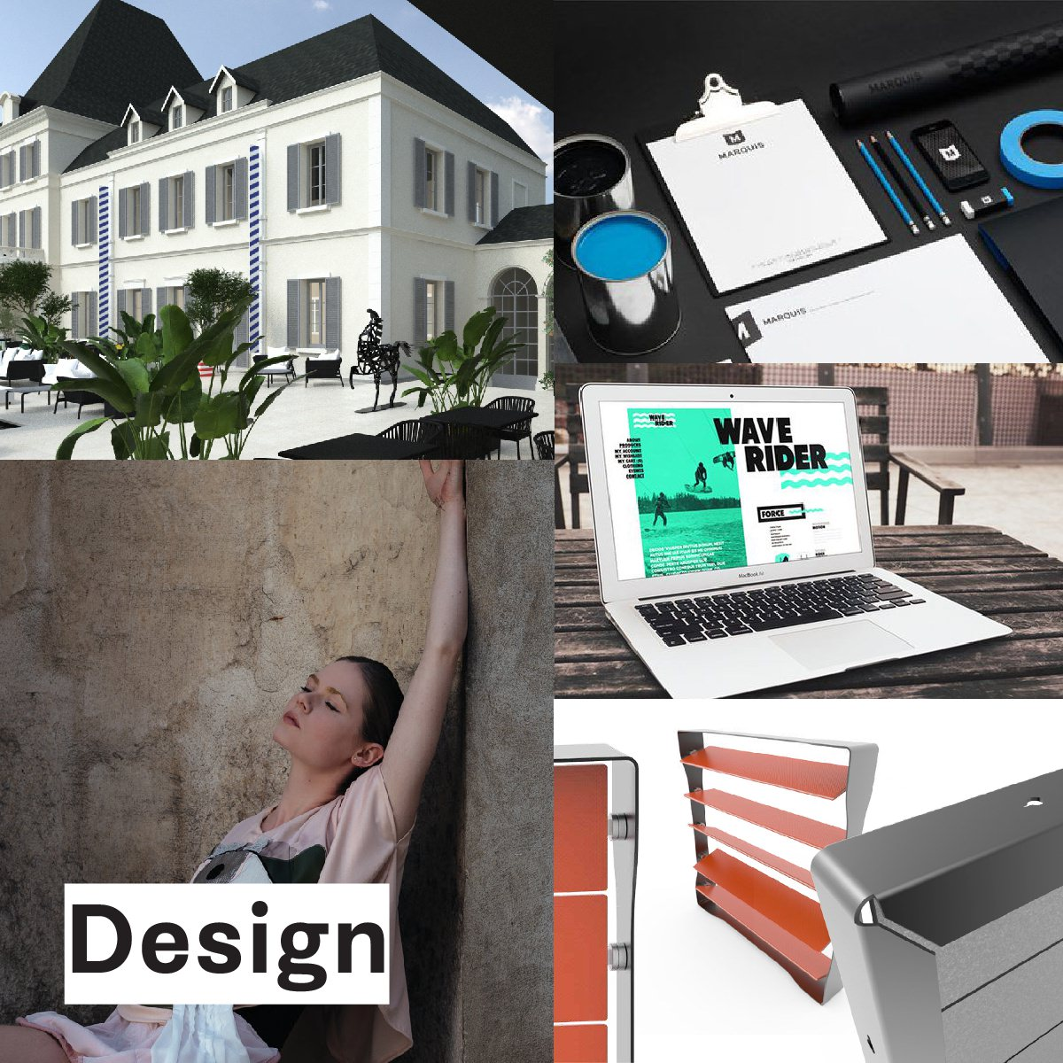 Bellecour Ecole - Design