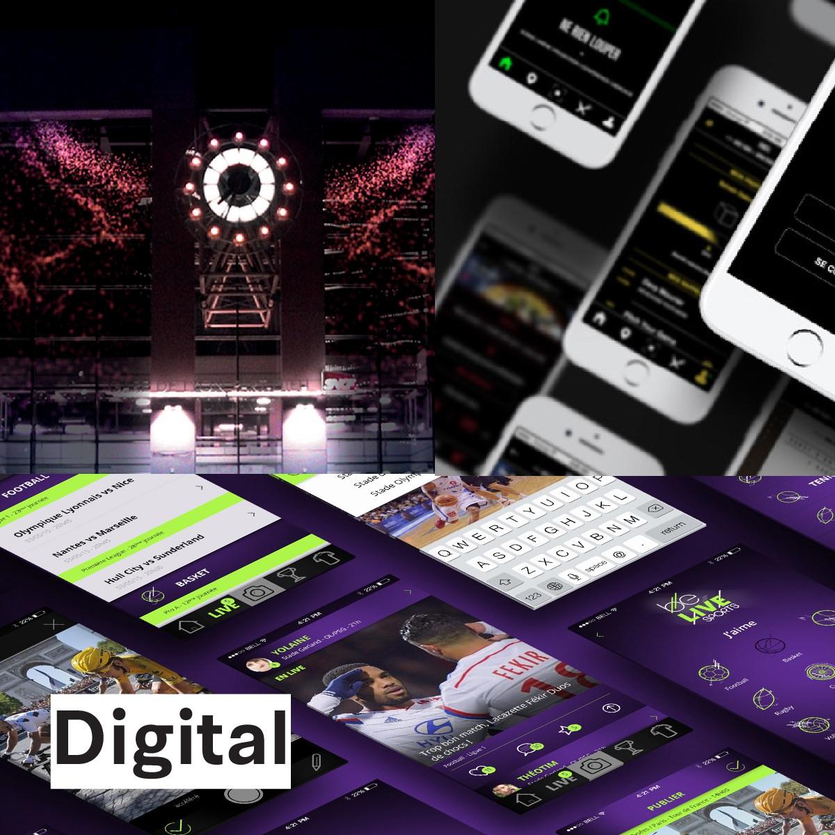Bellecour - Digital