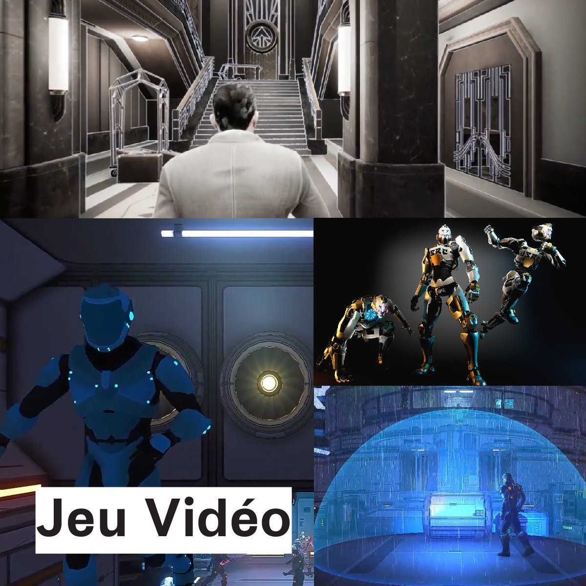 Bellecour Ecole - Jeu Video