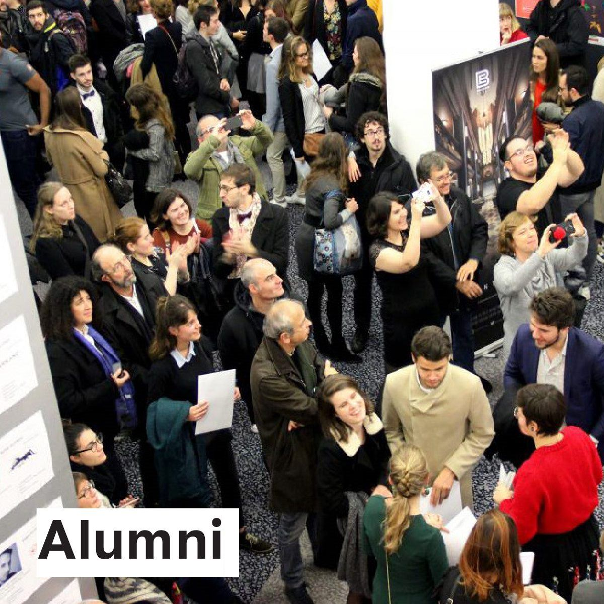 Bellecour Ecole - Alumni