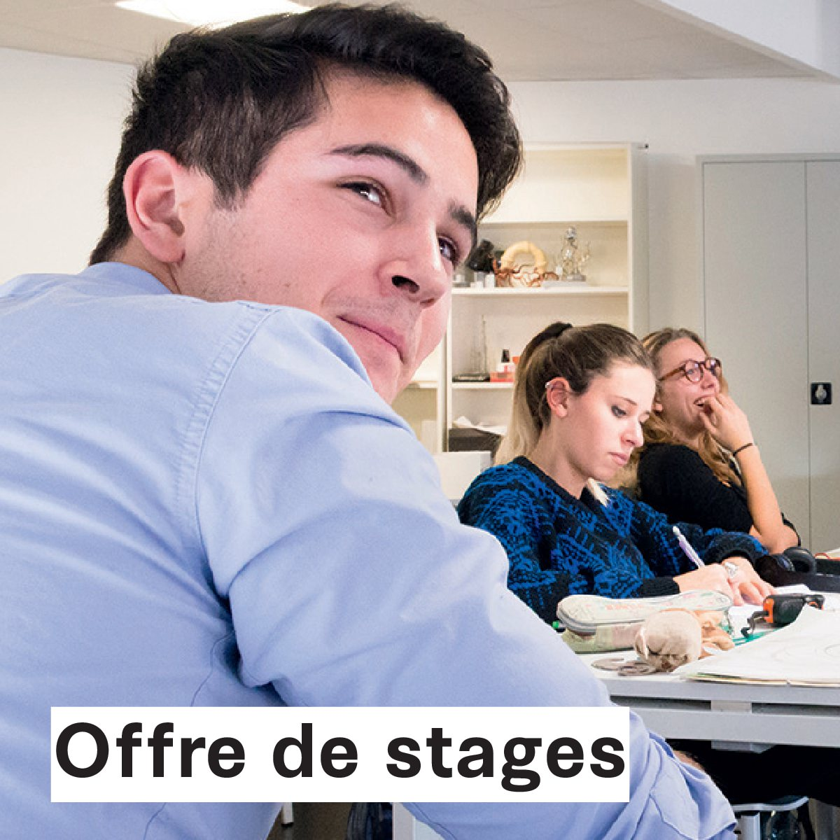 Bellecour Ecole - stage emploi