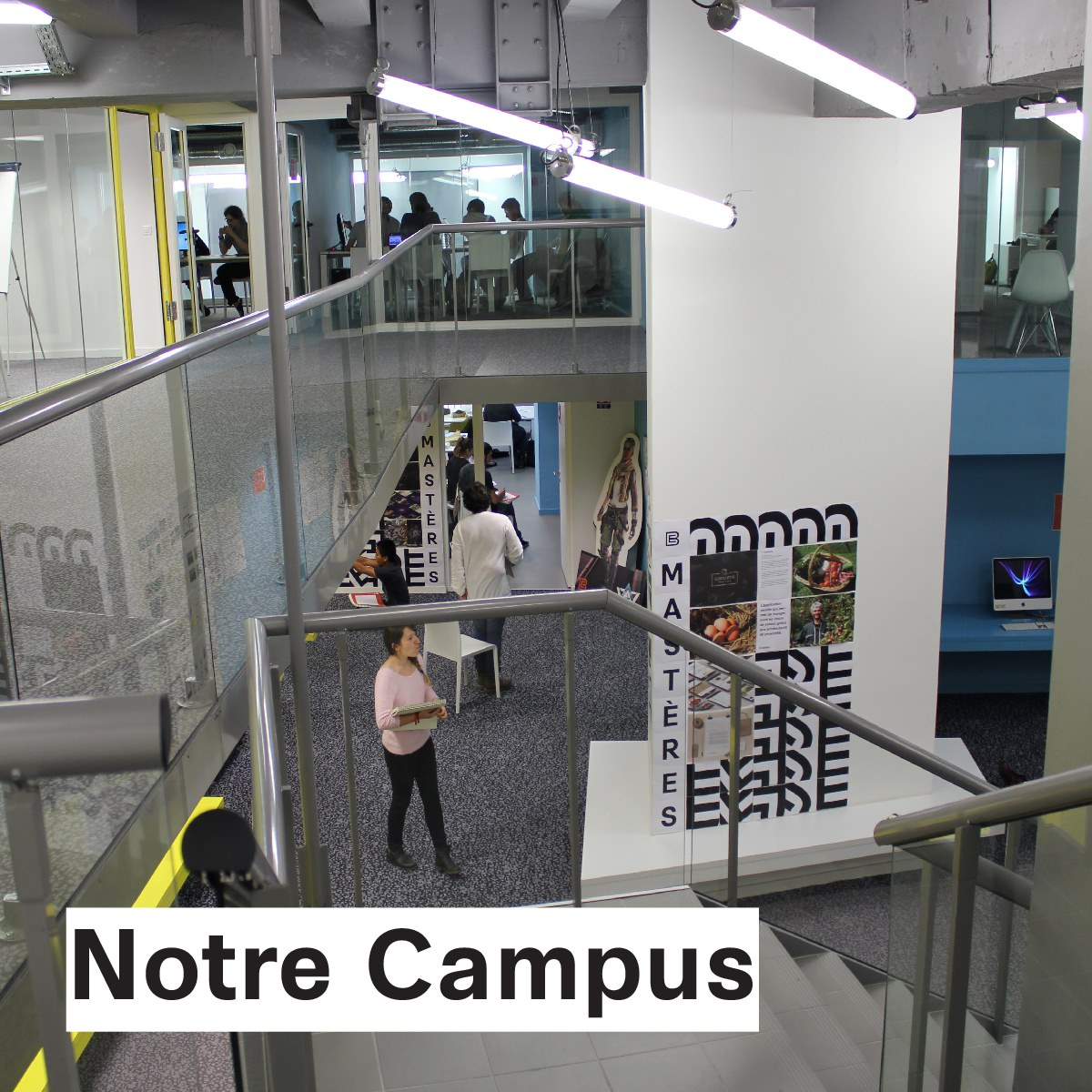 Campus Bellecour Ecole