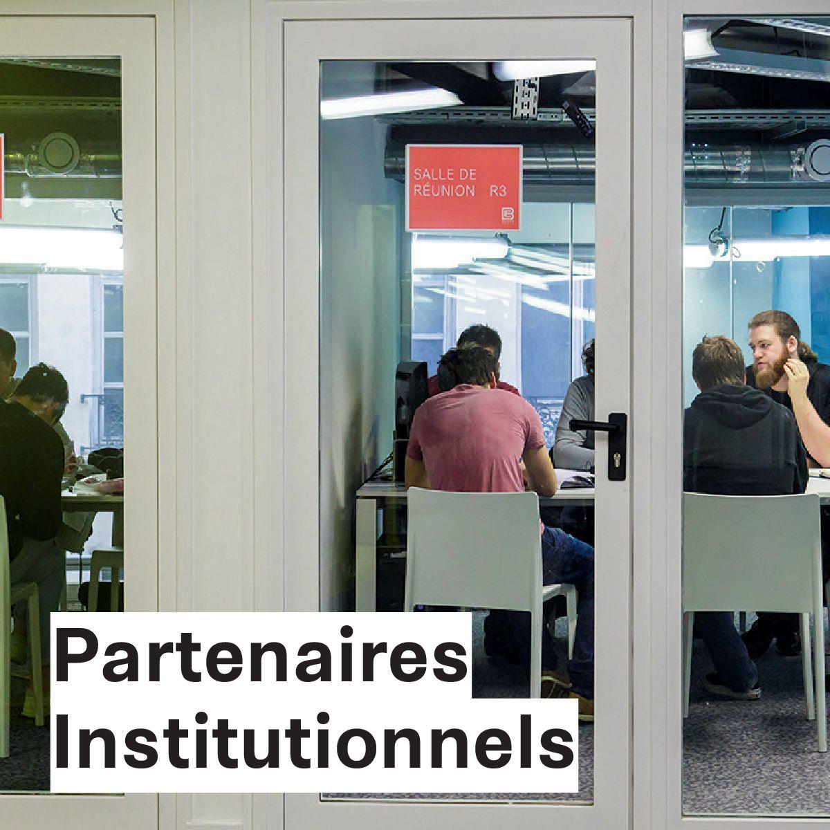 Bellecour Ecole - Partenaires Institutionnels
