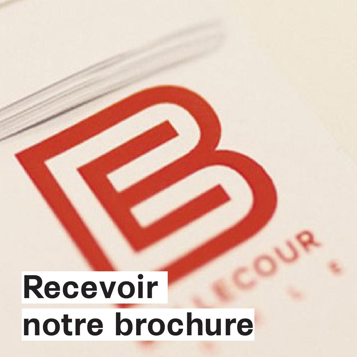 Bellecour Ecole - Brochure