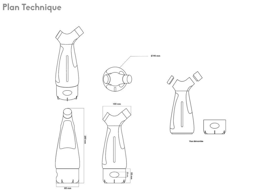 Bellecour école - Design produit
