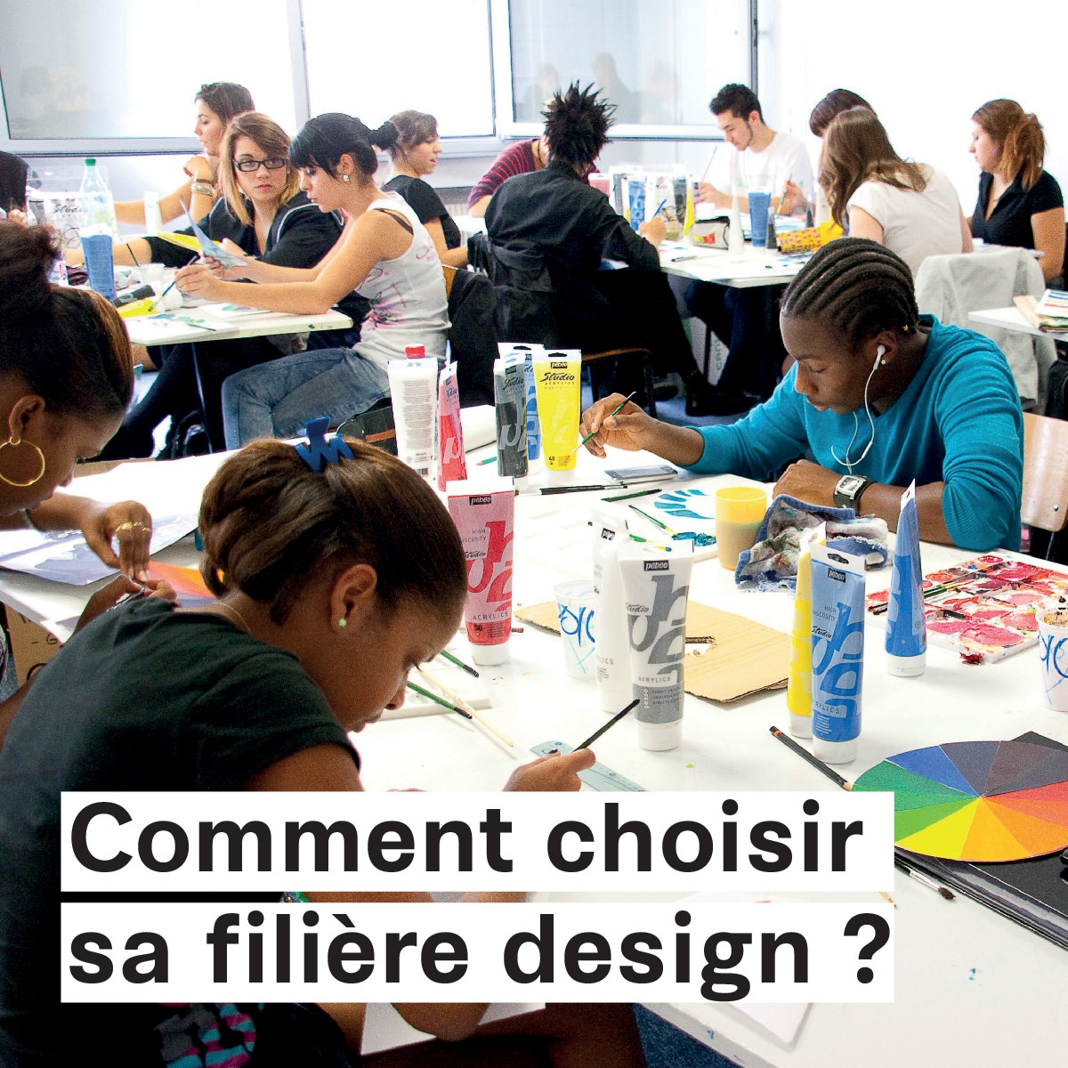 Bellecour Ecole - Comment choisir son Bachelor Design