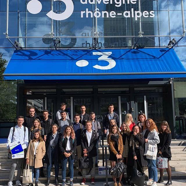 Trophée Lumières - 2019 - Bellecour école - France 3