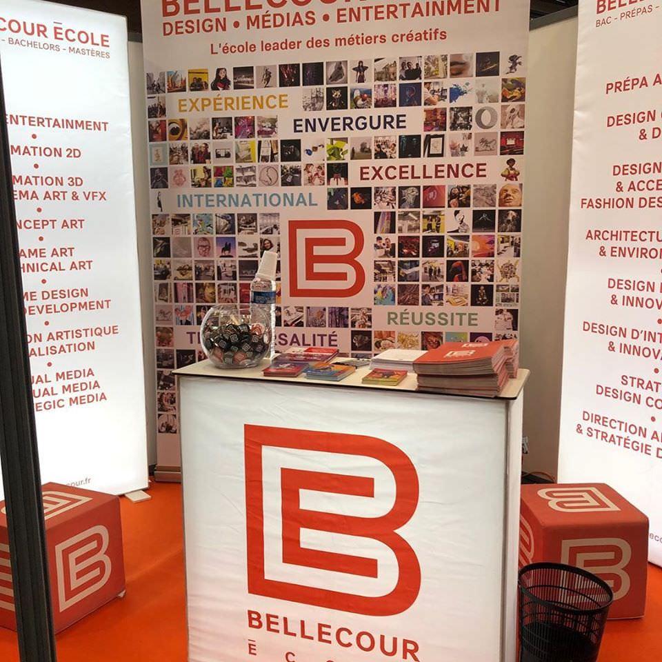 Salon Bellecour école 2019