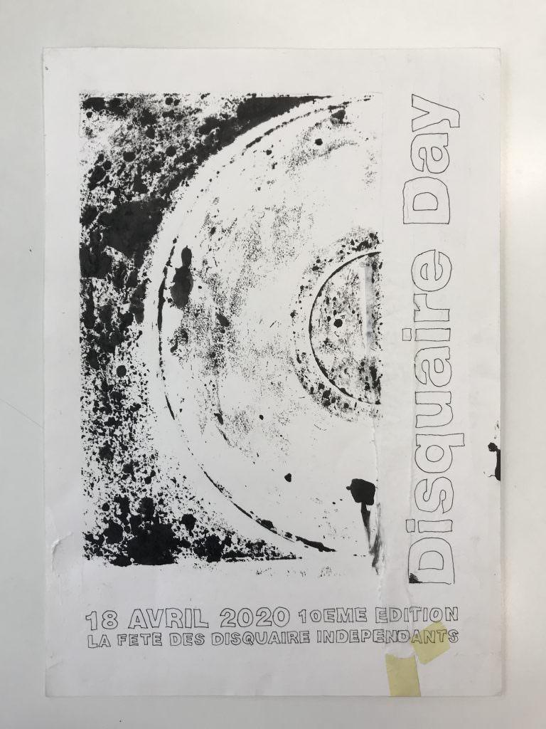 Disquaire day 01 - Musique & Graphisme - Bellecour école