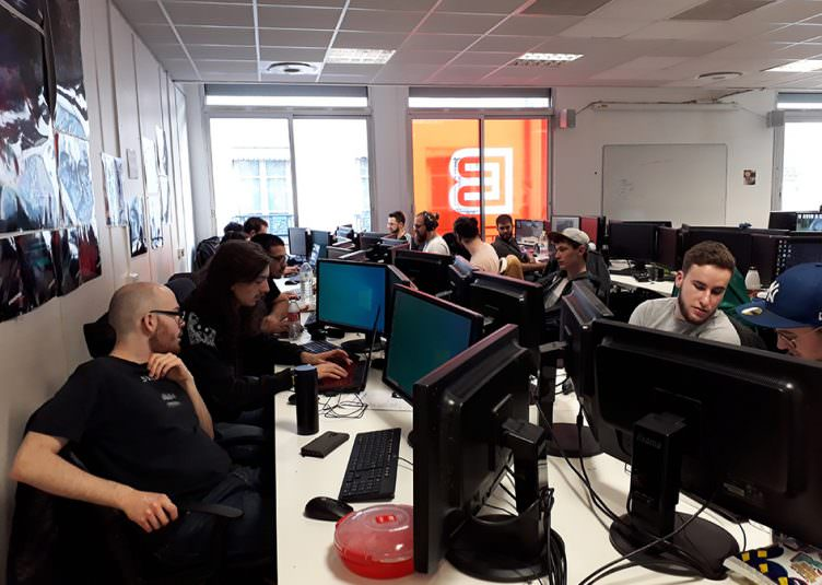 Global Game Jam Bellecour école 2020