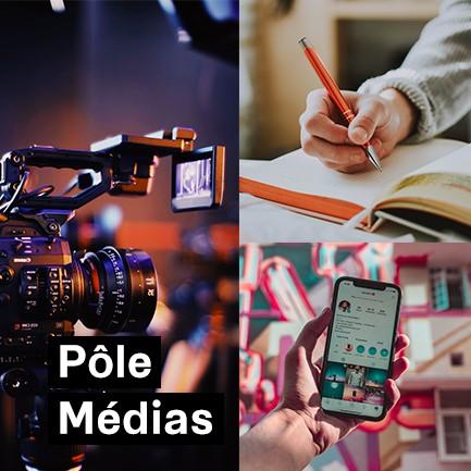 Les médias à Bellecour Ecole